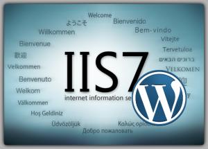 IIS7-Wordpress