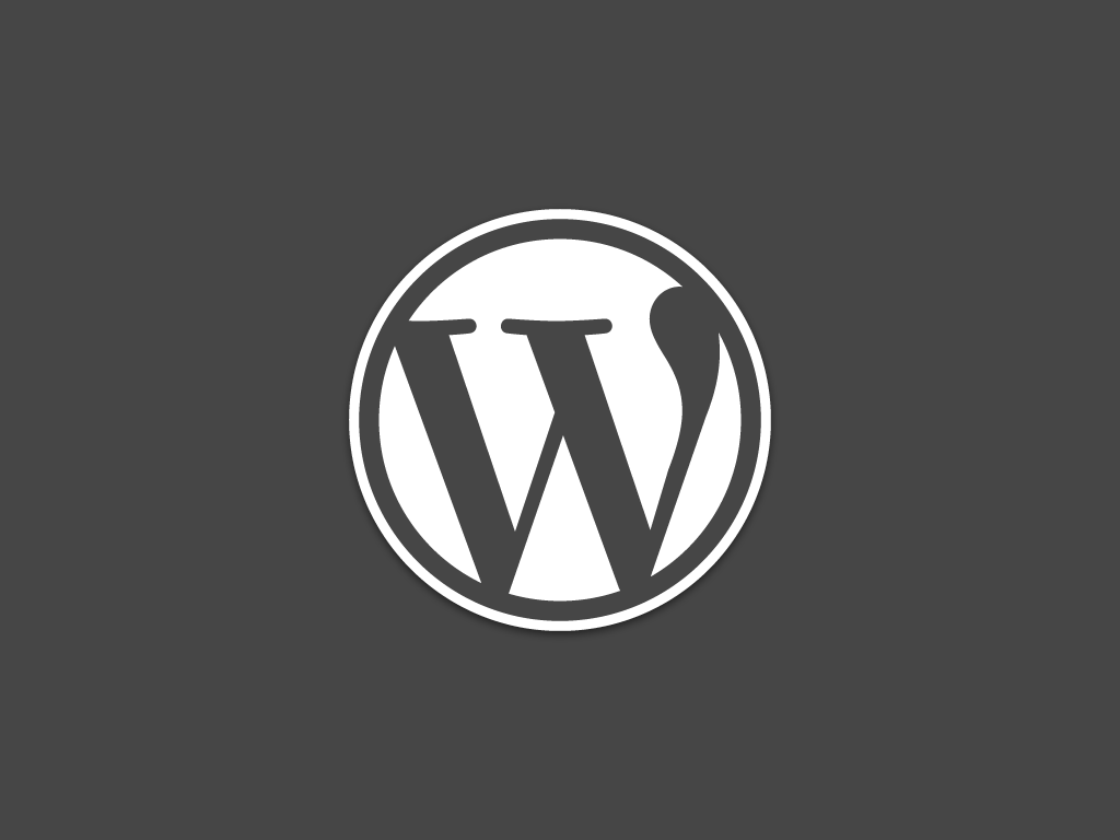 wordpress-logo gray square